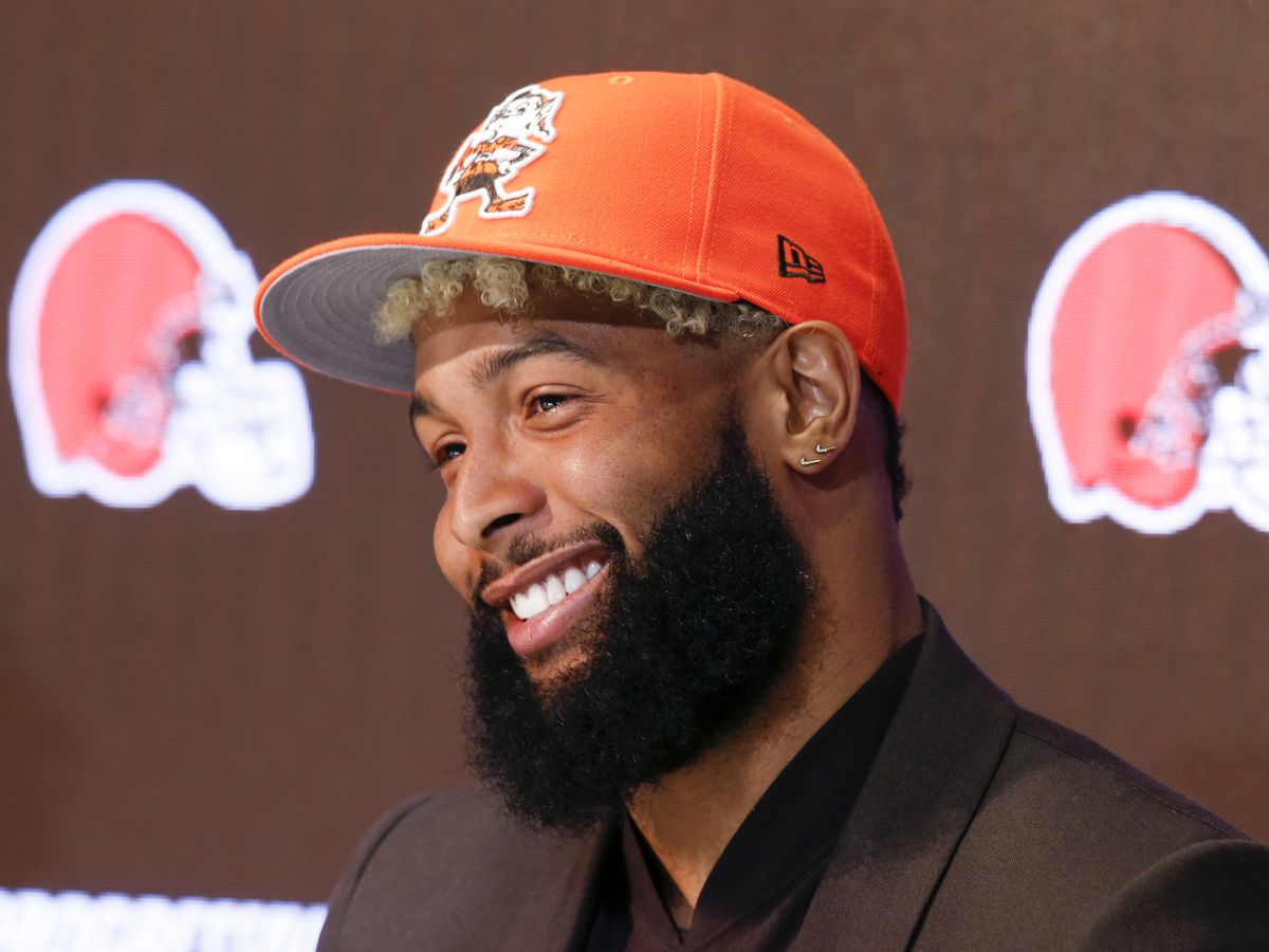'The Browns are back': Odell Beckahm Jr. and Jarvis Landry grace the cover of Sports Illustrated