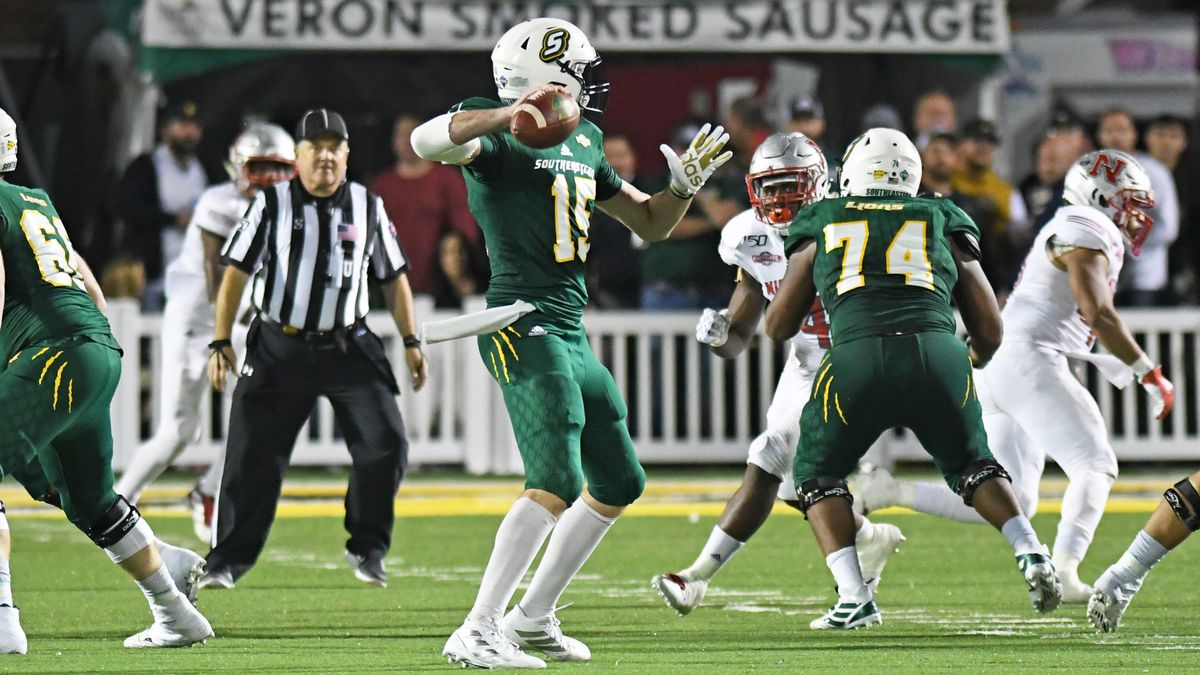 Southeastern takes back River Bell with 52-45 win over Nicholls