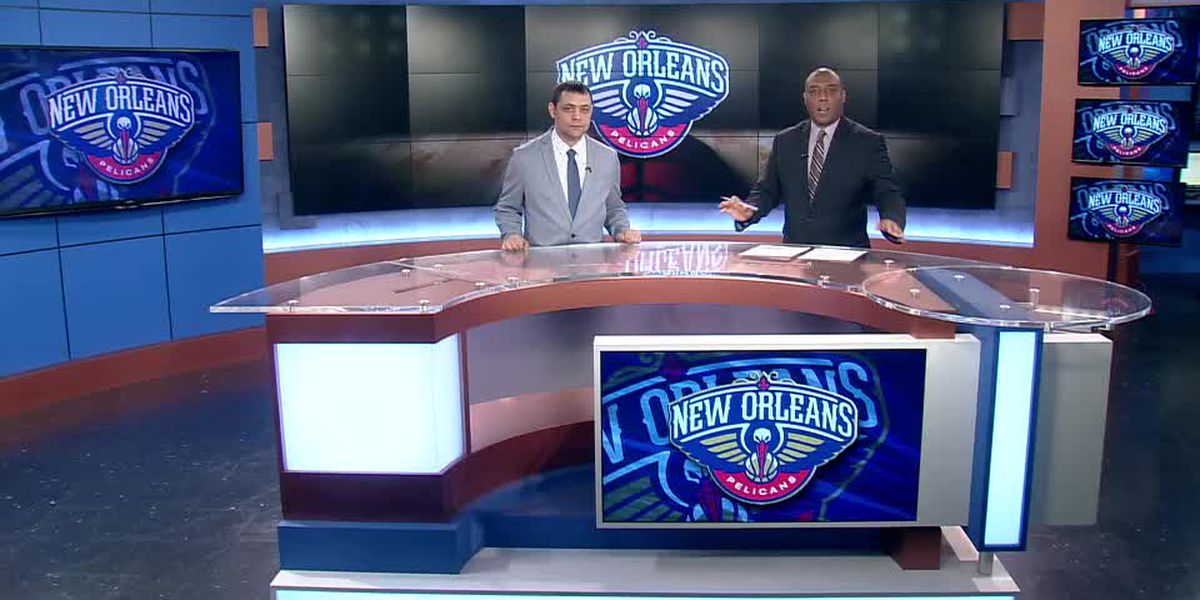 ESPN's Andrew Lopez joins Juan Kincaid to talk all things Pelicans