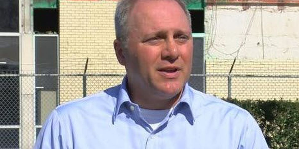Congressman Scalise upgraded to serious condition, speaks with family