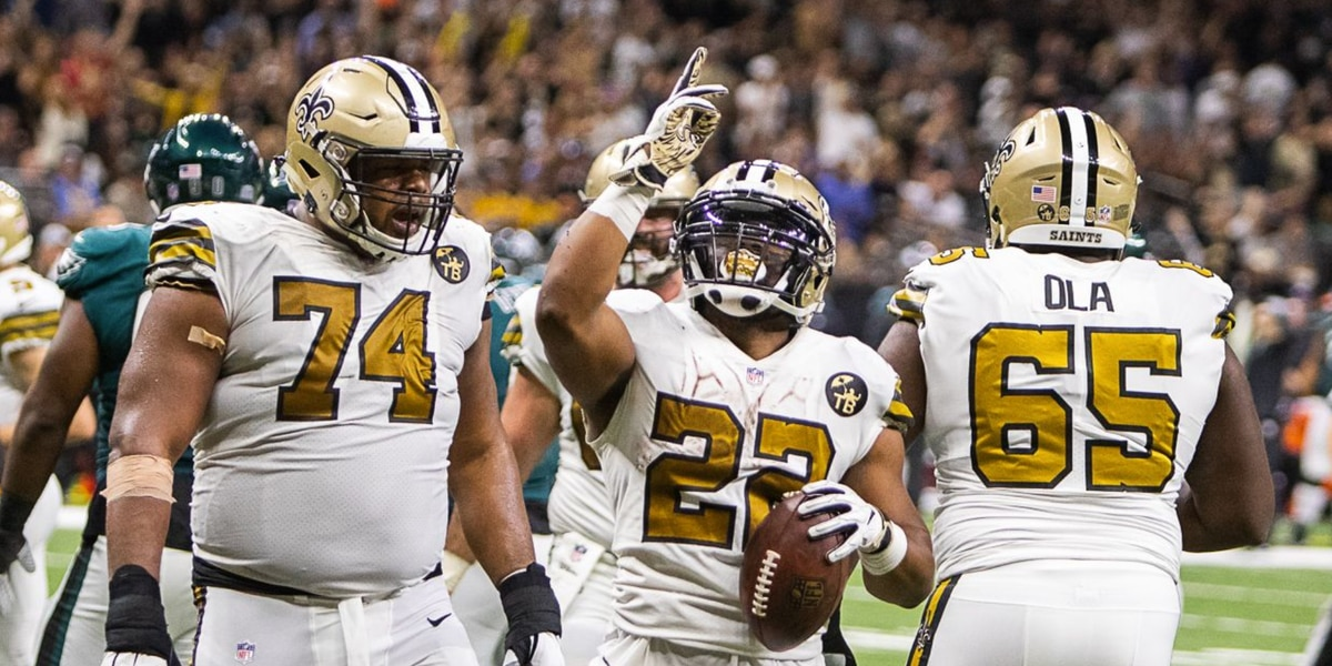 Saints free agent focus: RB Mark Ingram