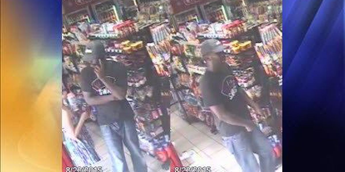 Man wanted for robbing Canal Street gas station