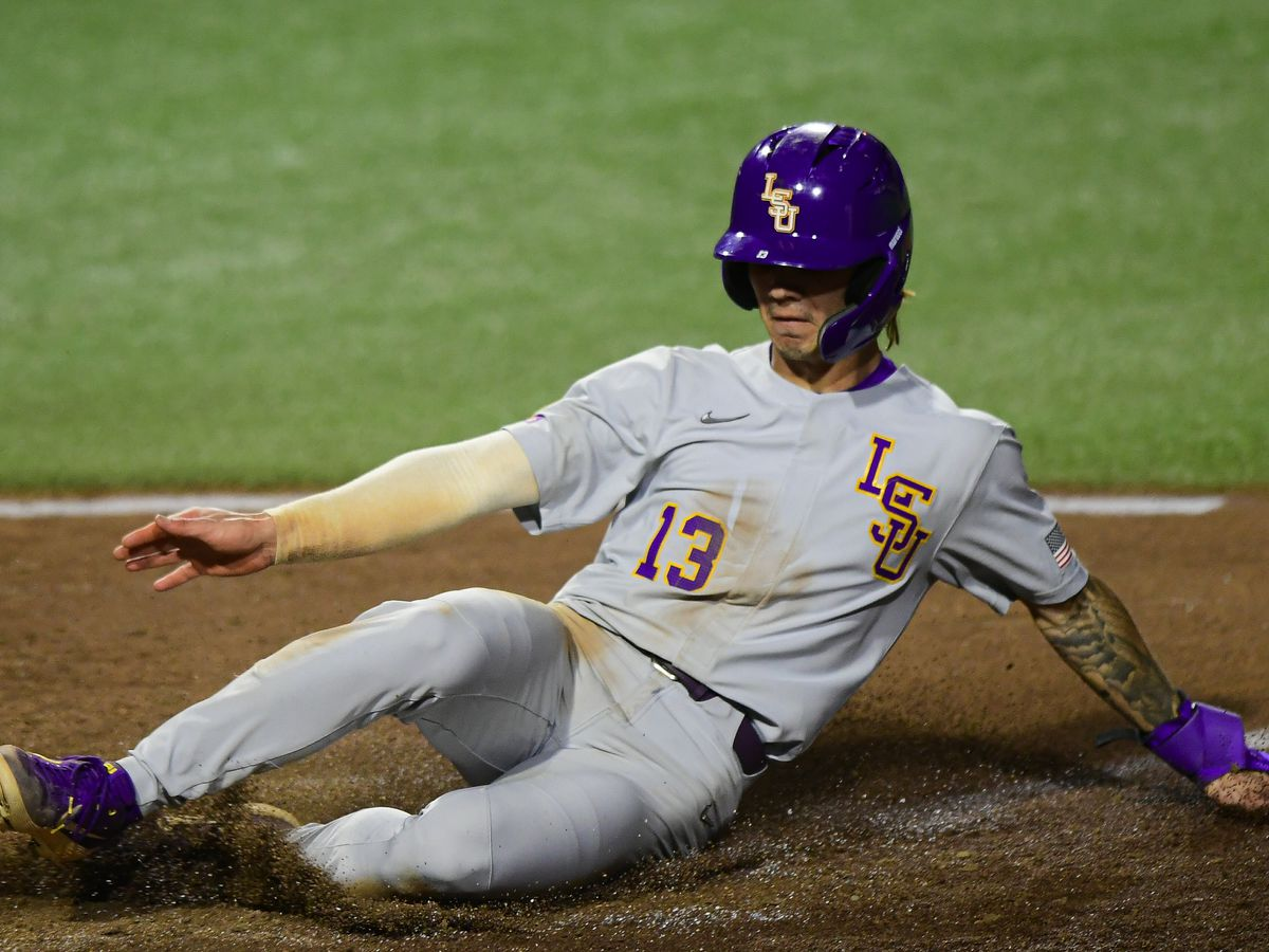 LSU takes down Auburn 8-3, Marceaux strikes out 11