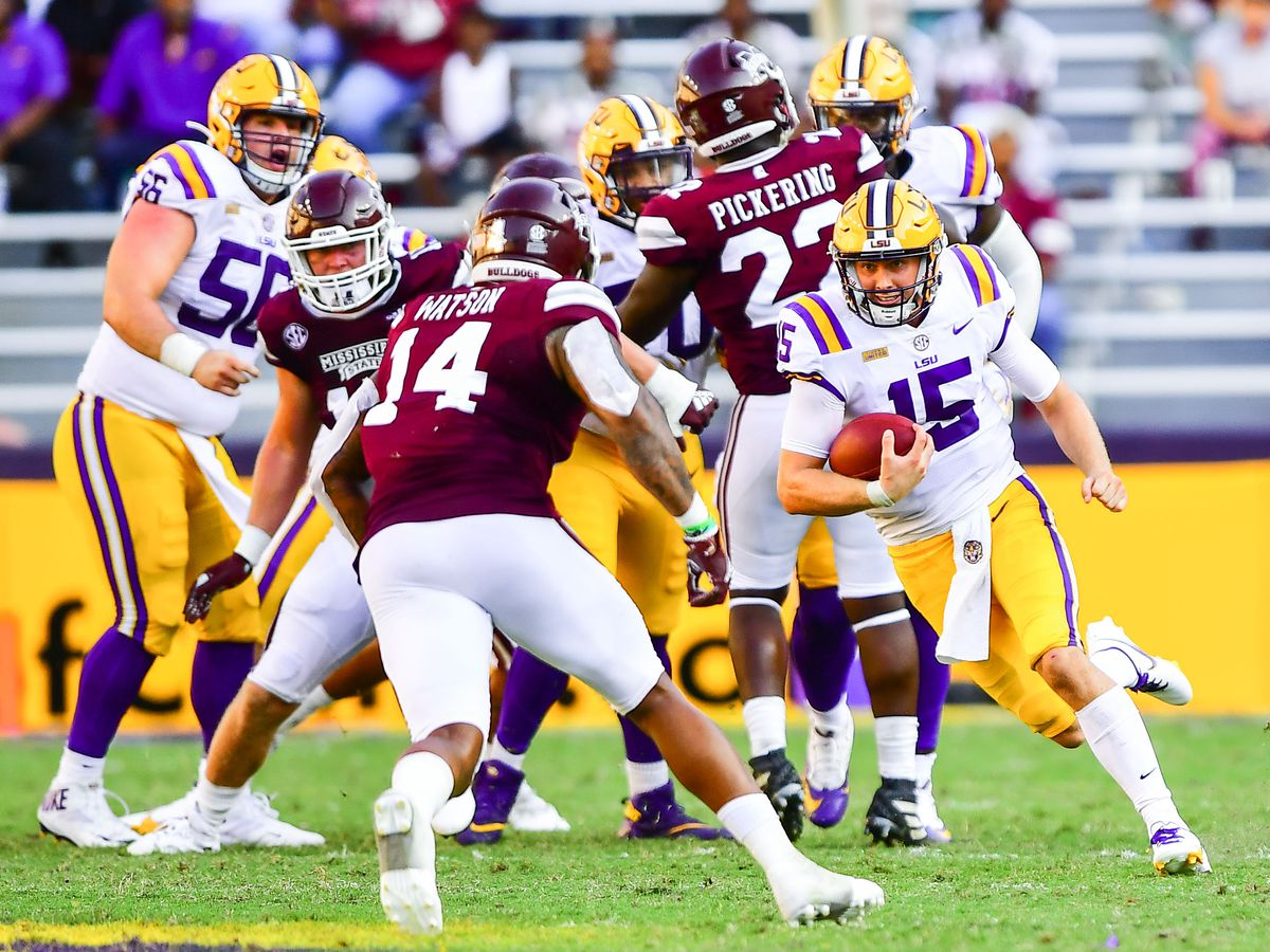 Overtime Podcast #175 - LSU drops opener to Mississippi State