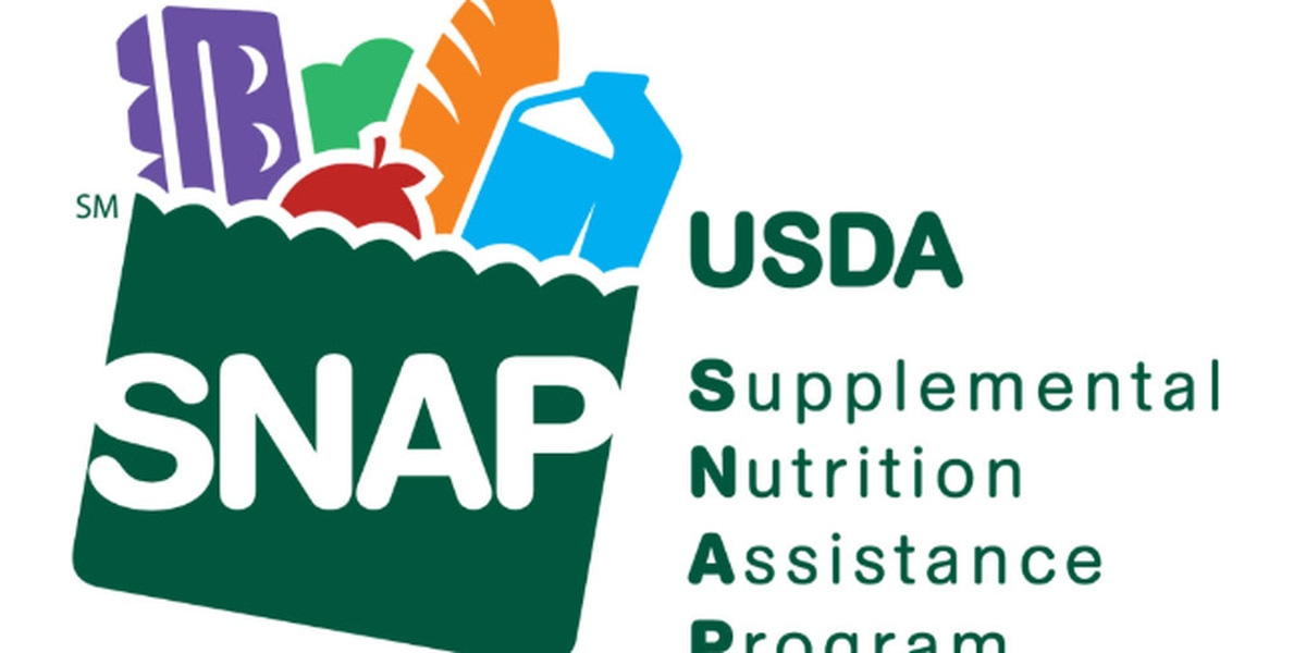 SNAP recipients in La. to continue to get additional benefits for sixth consecutive month during pandemic
