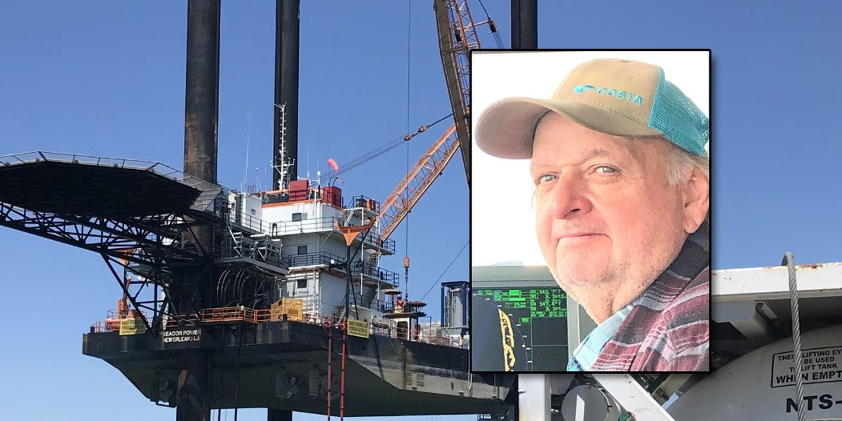 TODAY: Funeral for Seacor Power Captain David Ledet