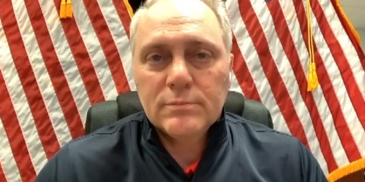 Scalise talks his impeachment vote, Capitol siege, & new threats of violent protests