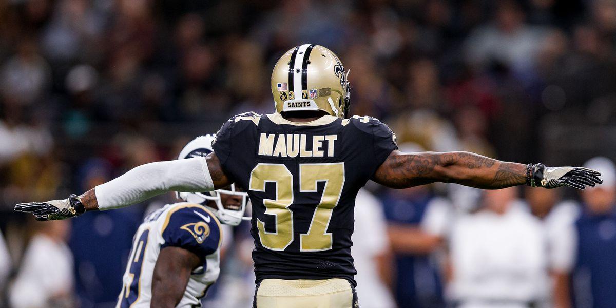 Saints waive CB Arthur Maulet, promote LB Vince Beigel from practice squad