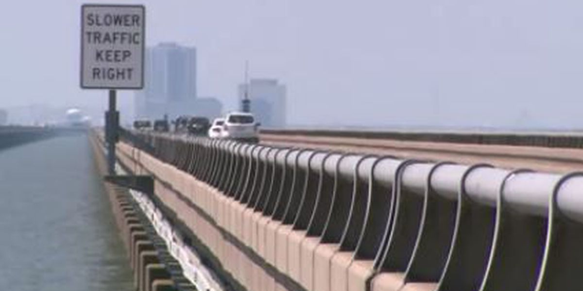 Expect delays on Causeway bridge tonight