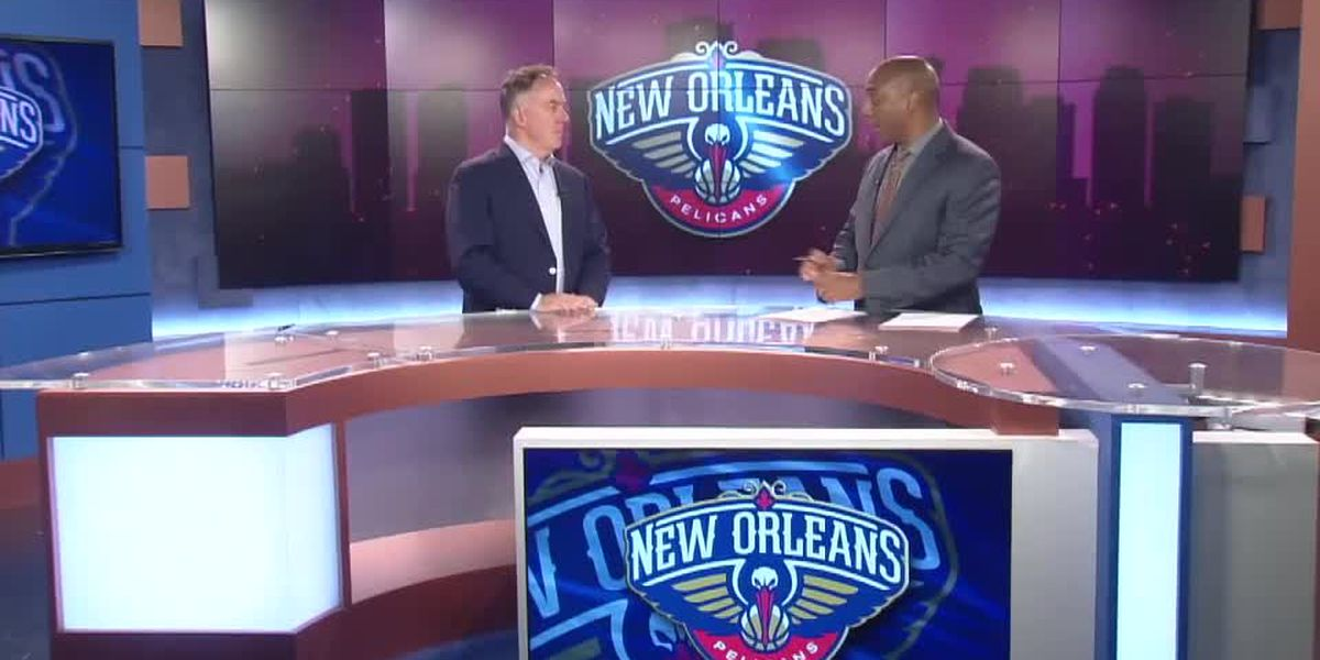 Times Picayune's Jeff Duncan breaks down the Pelicans hiring GM David Griffin