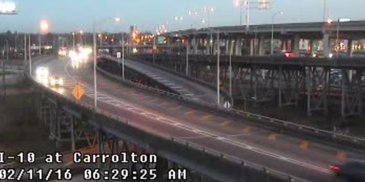 Traffic Now: Kristi Coleman has the latest on the morning commute