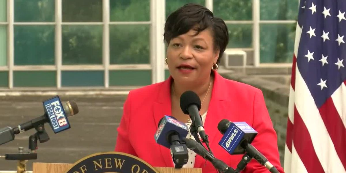 Mayor Cantrell Open To Letting Saints Play at Tiger Stadium