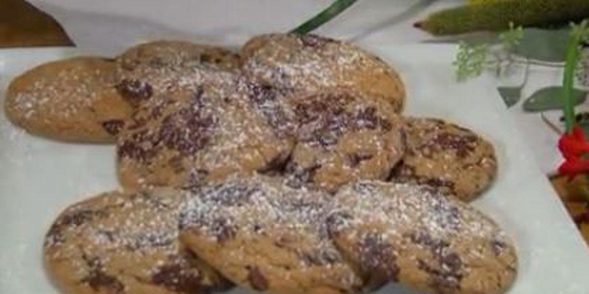 Chef John Folse: Ultimate chocolate chunkie cookies
