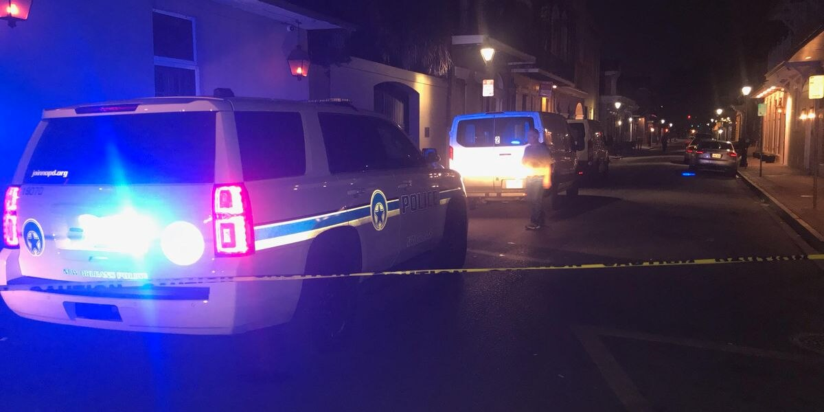 NOPD: Man dies following shooting in French Quarter