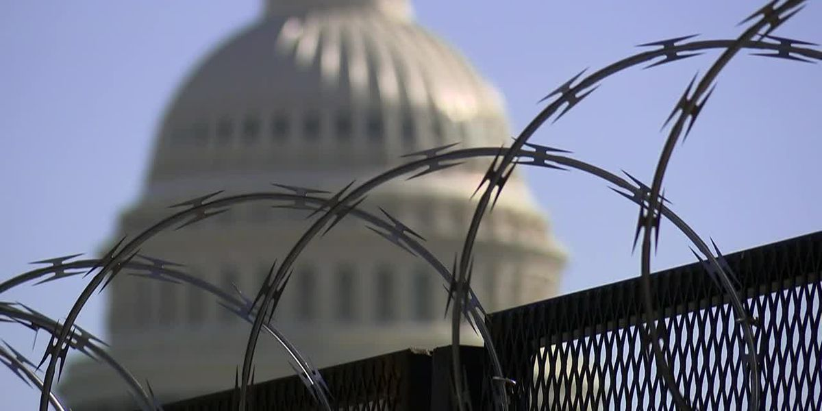 Police request 60-day extension of Guard at US Capitol