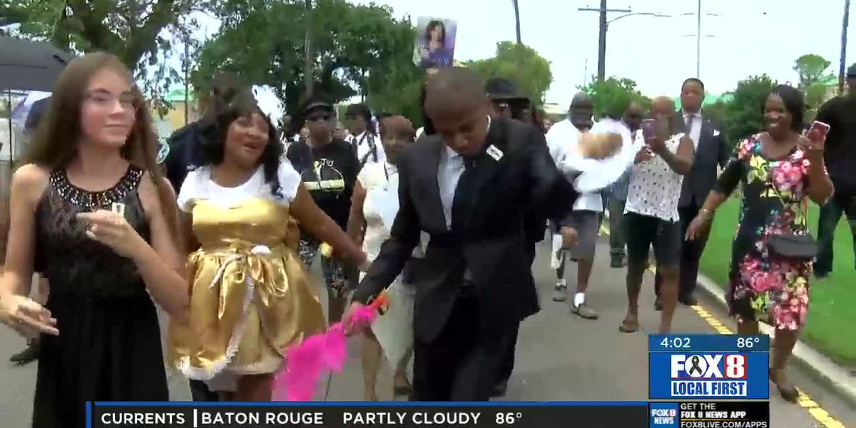 Celebrating Nancy Parker: Final Second Line