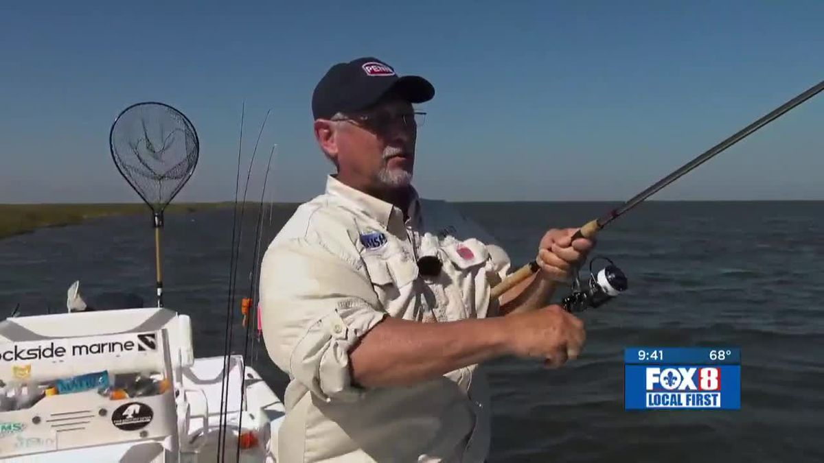 Big Fish: Salty Water, Cool Fronts for the weekend