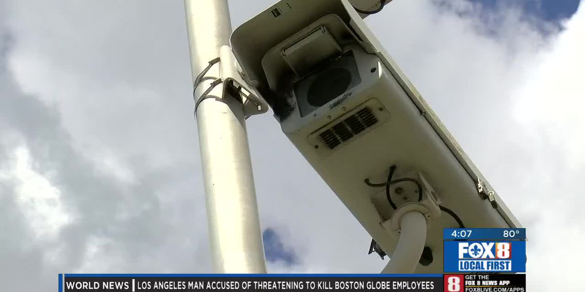 Budget committee reviews cost of ridding traffic cameras