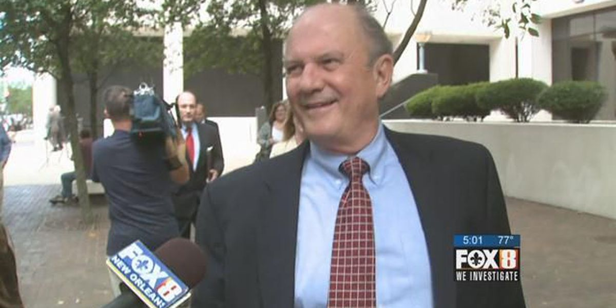Zurik: Former St. Tammany DA Walter Reed released from federal prison, will serve rest of his sentence at home