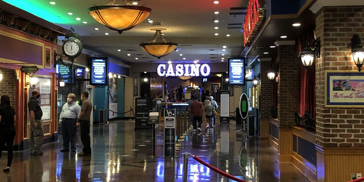 Temperature screenings required before people enter casinos