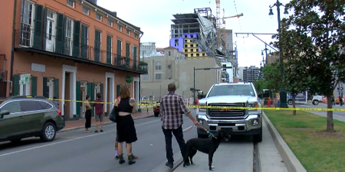 Families file lawsuits after Hard Rock construction collapse