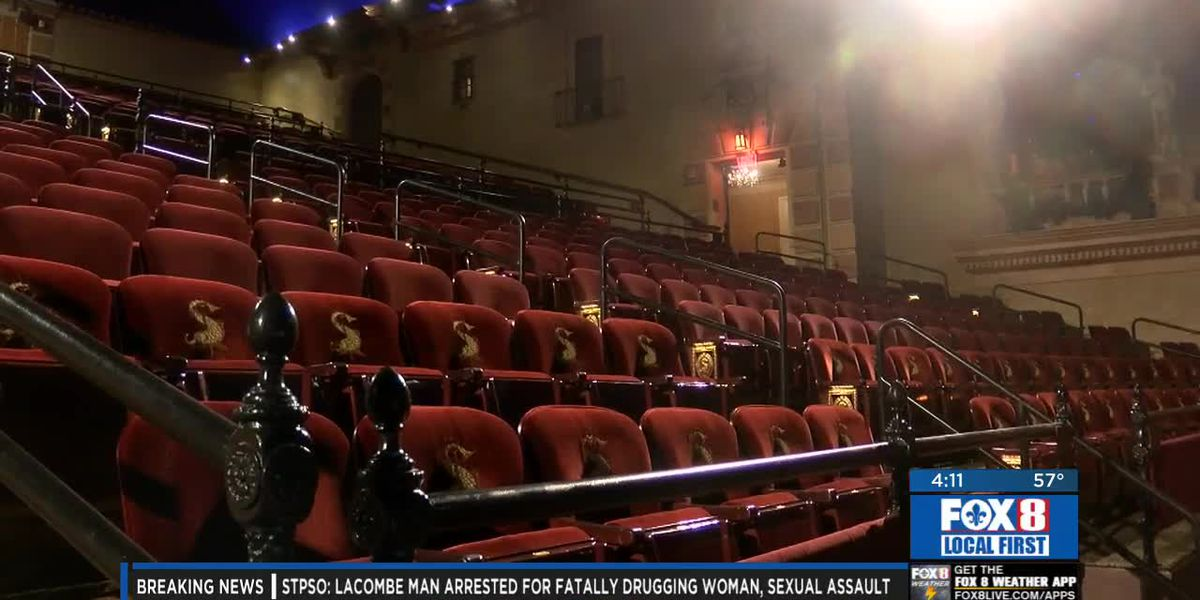 Saenger Reopens Preview