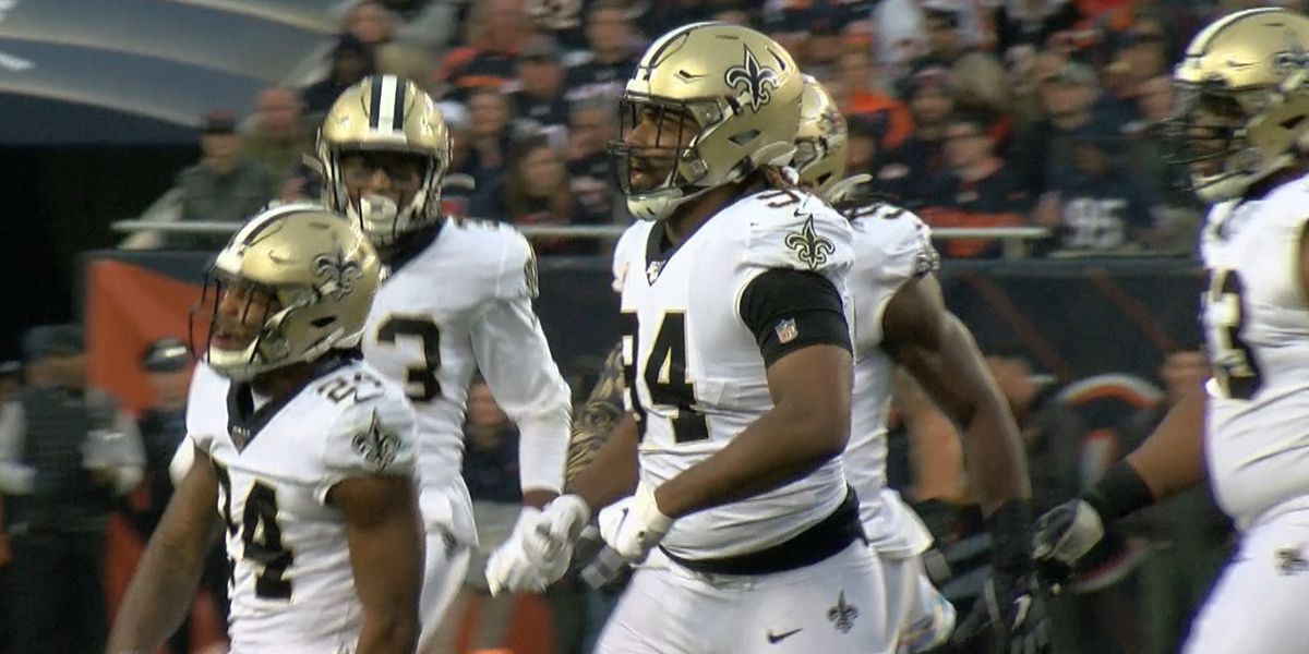 Jeff Duncan: Saints are best they've ever been in the trenches