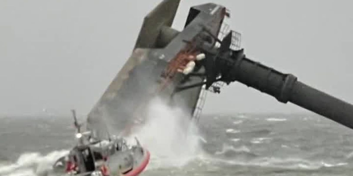 Fifth body recovered at Port Fourchon lift boat disaster area