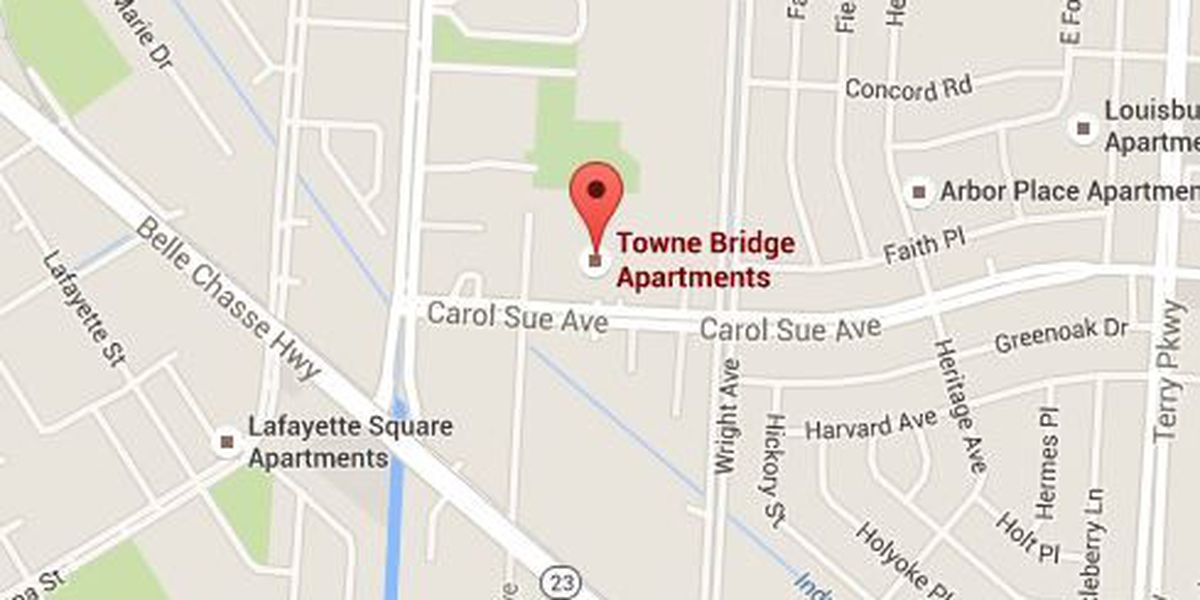 3-year-old girl drowns at Terrytown apartment complex