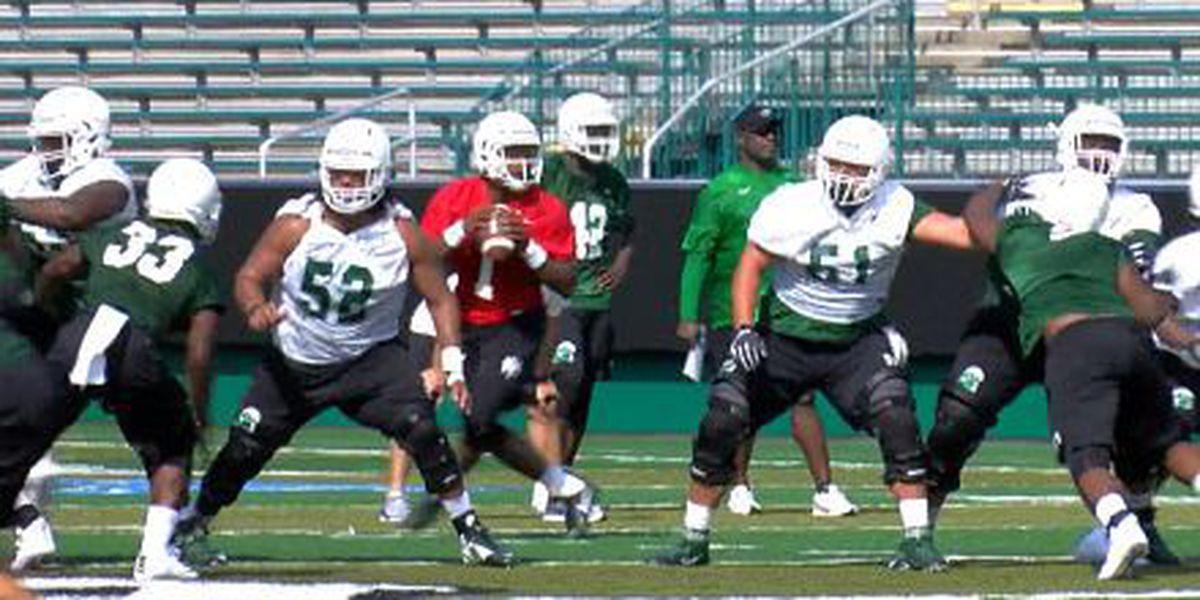 Jonathan Banks leading Tulane quarterback competition