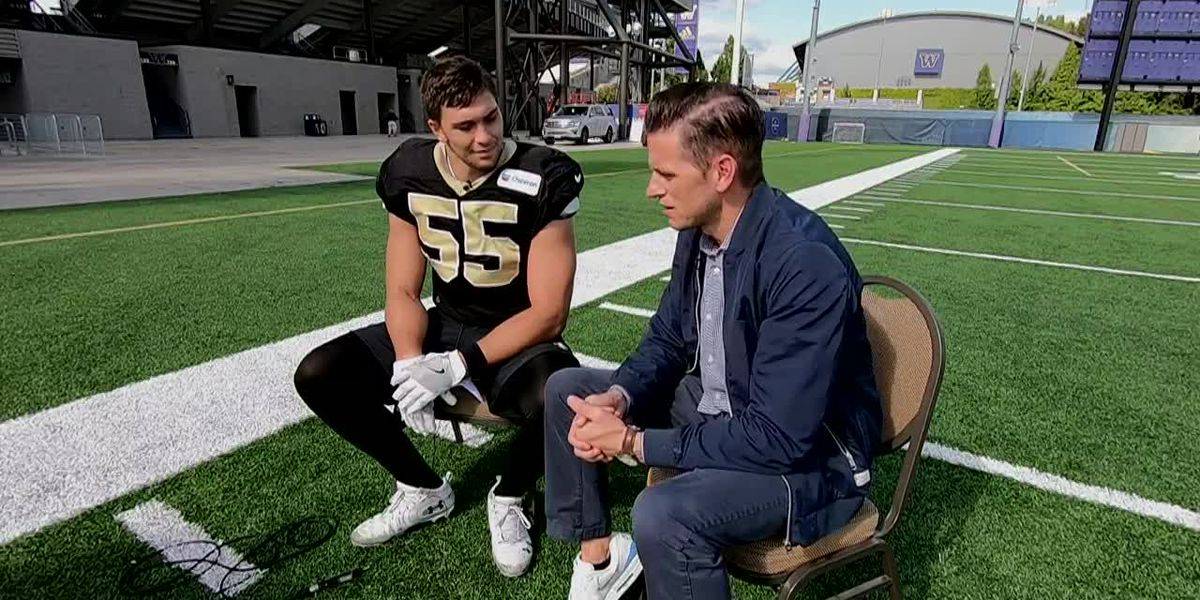 Sean Fazende sits down with Kaden Elliss