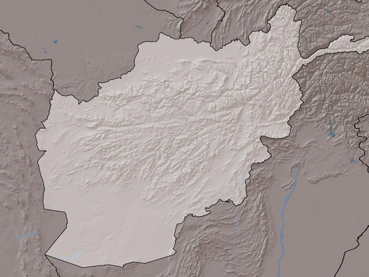 US says US Army plane crashed in Afghanistan