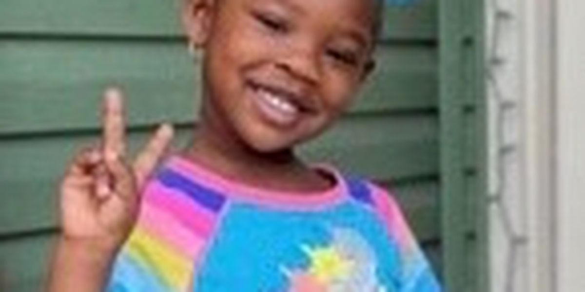 JPSO: 3-year-old girl reported missing from Gretna