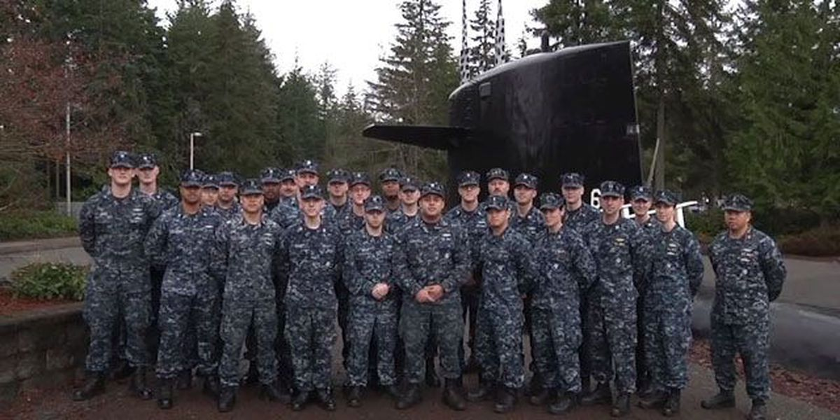 Crew of USS Louisiana gives video shout out to Saints, Pelicans