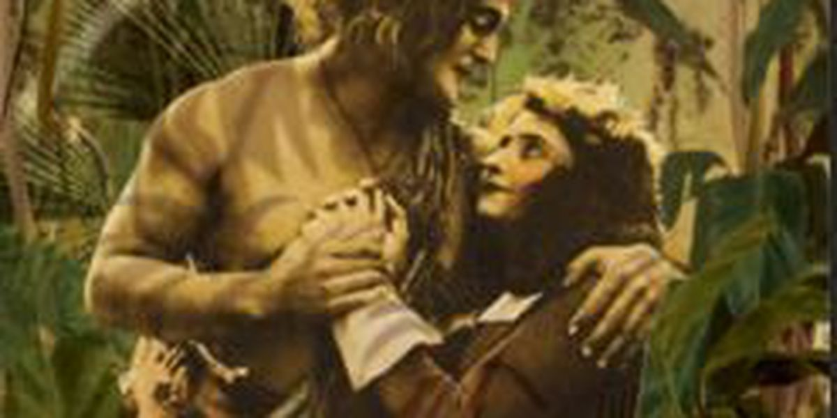 Heart of Louisiana: Tarzan films in Morgan City