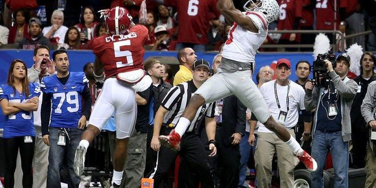 """Saints bring in 6'3"""" wide receiver with 2nd round selection"""