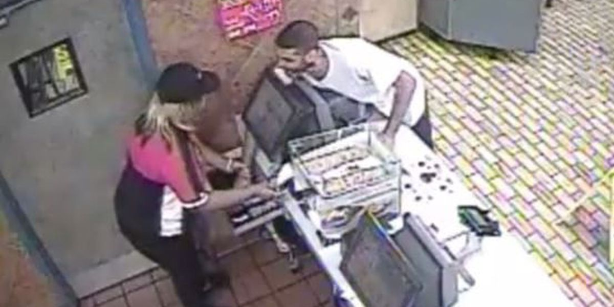 NOPD searching for McDonald's robbery suspect