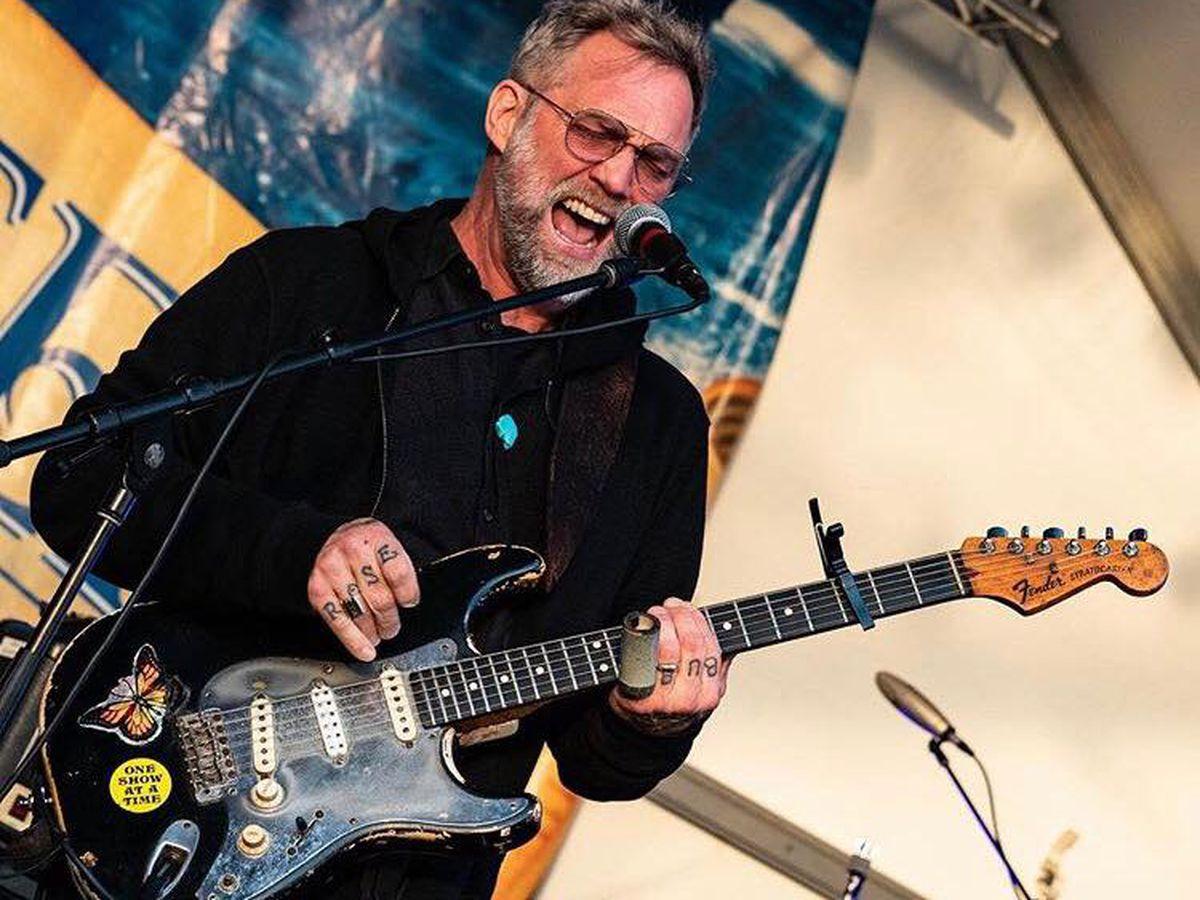 Anders Osborne's guitars stolen in California