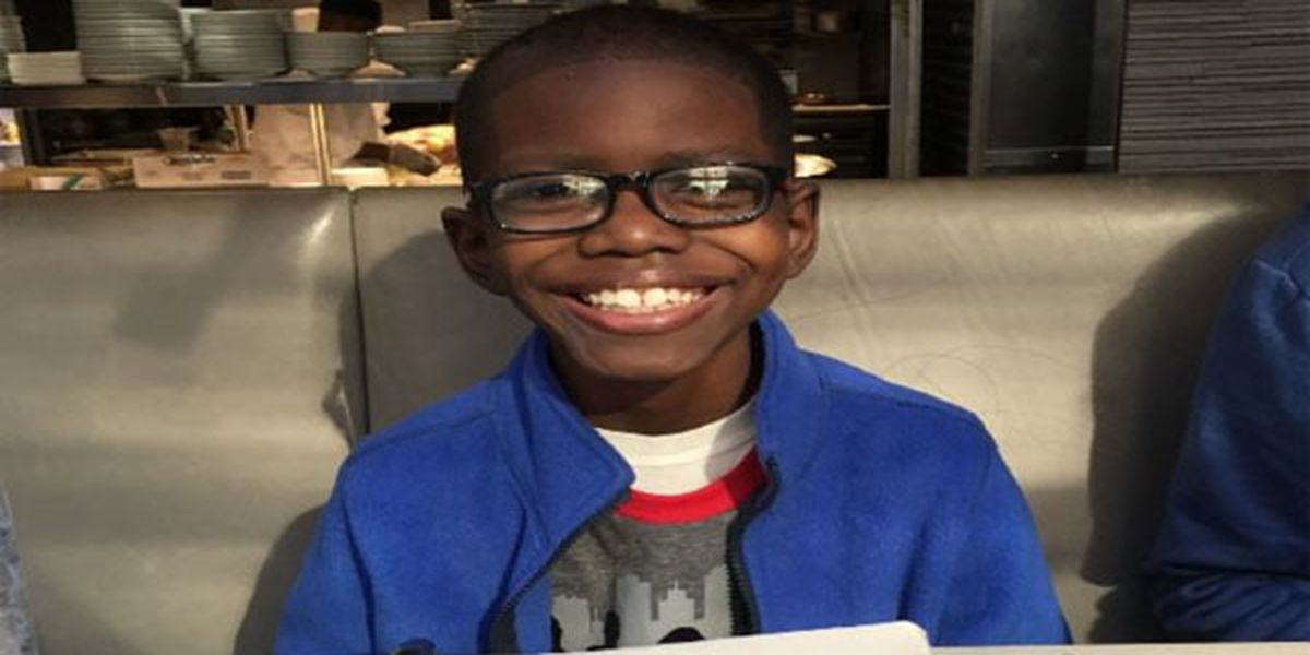 8-year-old says he 'feels amazing' after beating stage 4 cancer