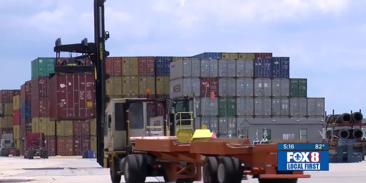 Proposed new tariffs could impact Port of New Orleans