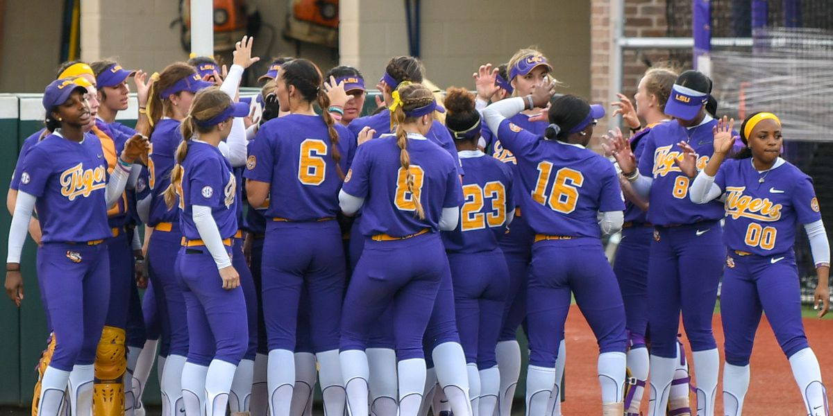 LSU softball remains in National Polls