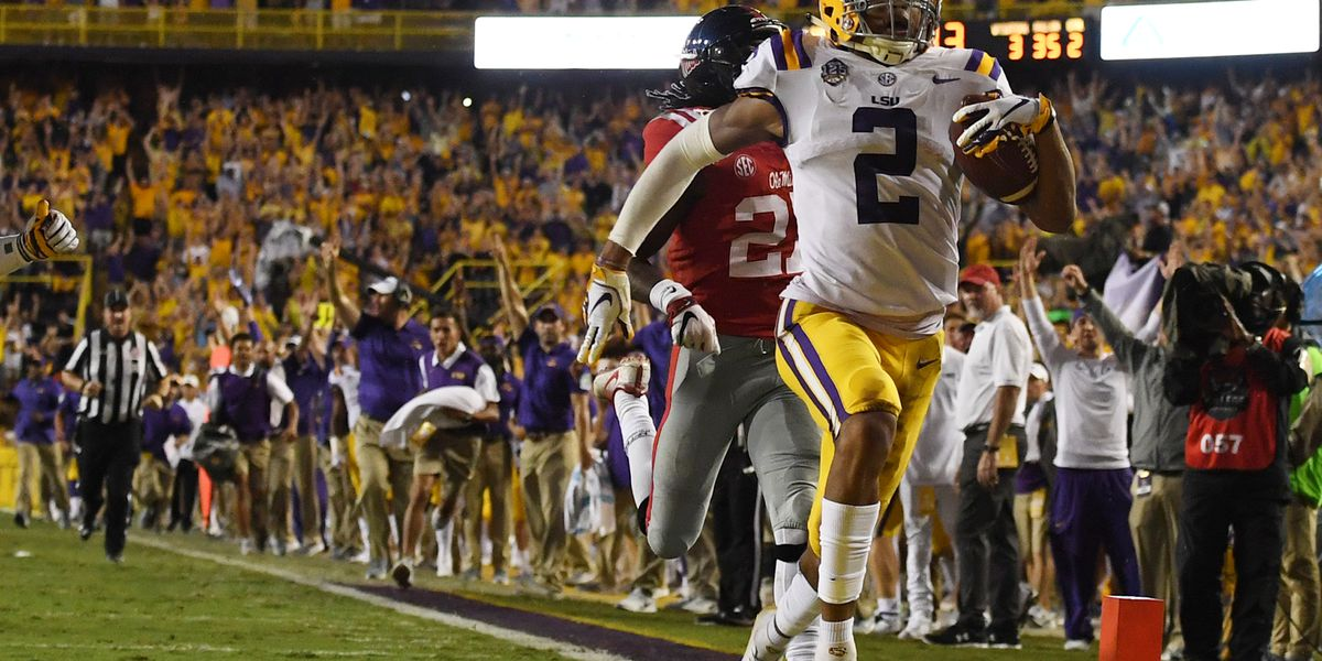 LSU crushes Ole Miss, maintains No. 5 ranking