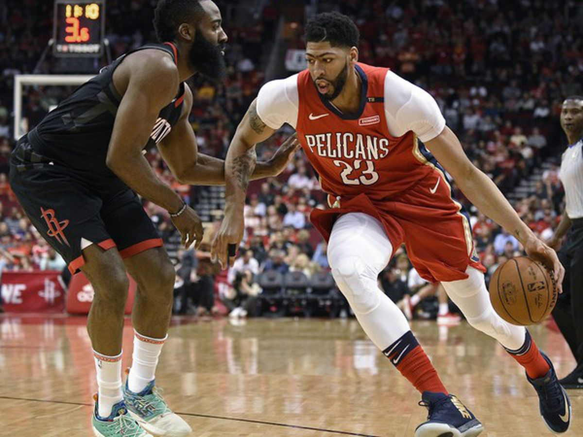 Pelicans open season with big road win over Rockets