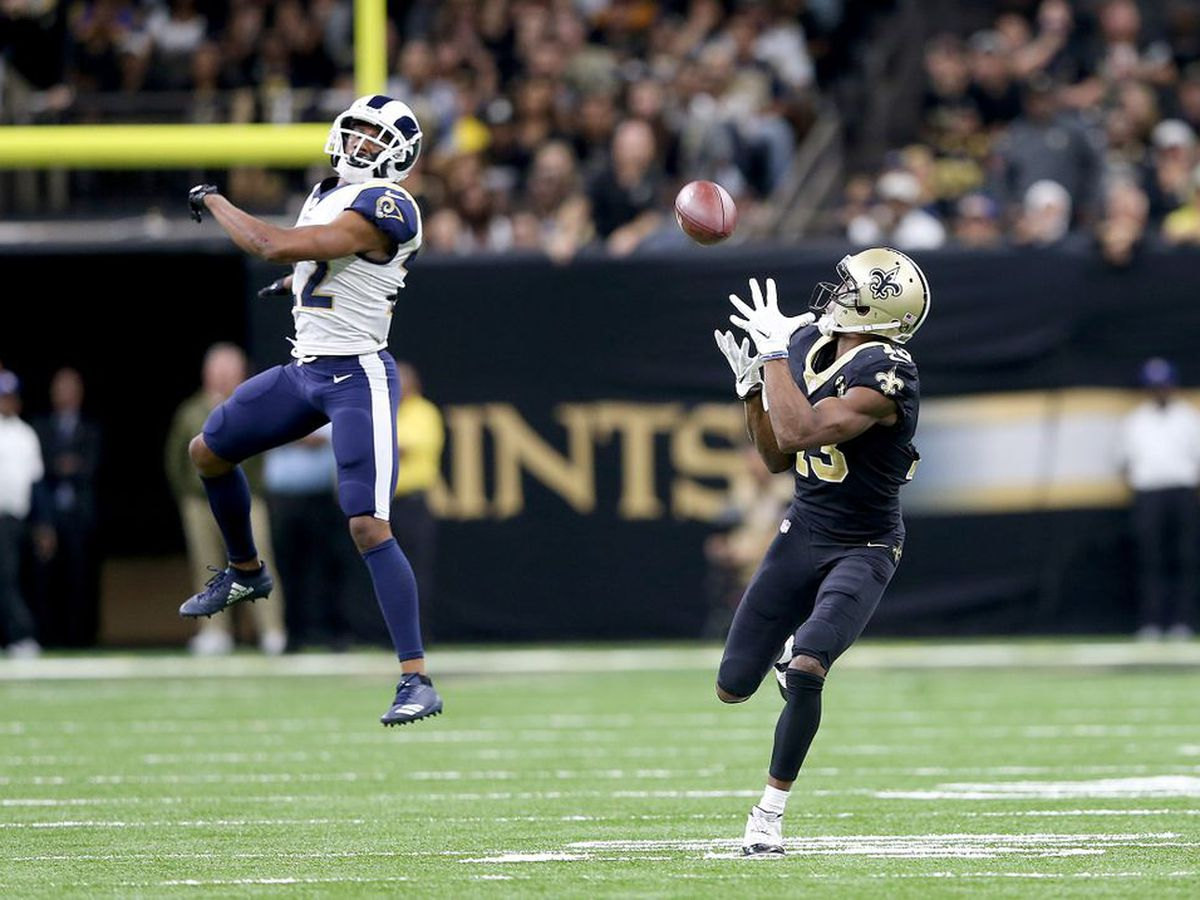 Gumbo is the main course when Saints and Rams meet again this Sunday