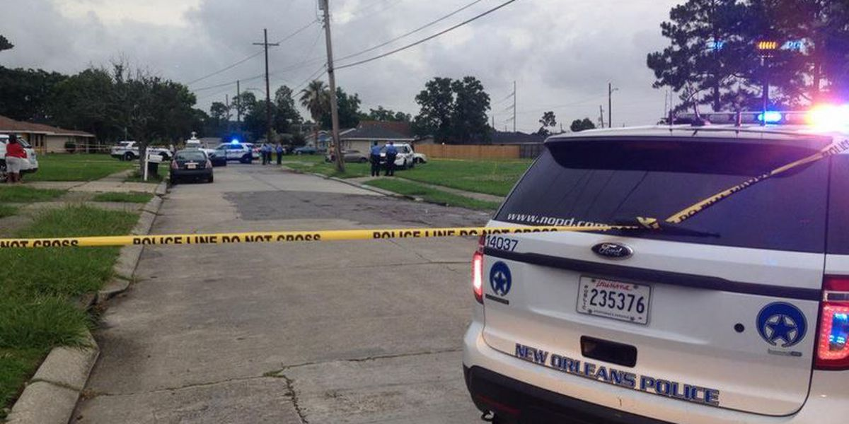 Coroner identifies victims in Monday's New Orleans East shooting