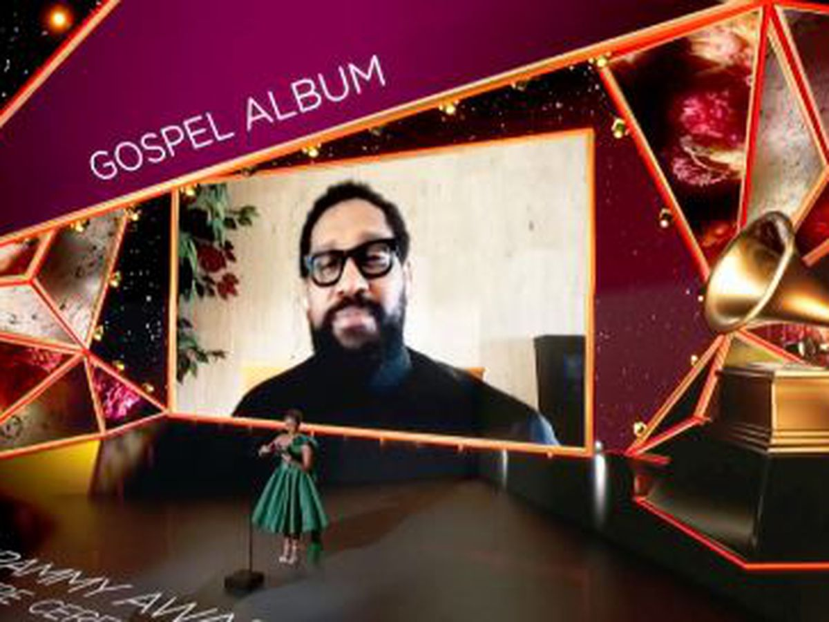 NOLA singer, songwriter PJ Morton wins Grammy Award for Best Gospel Album