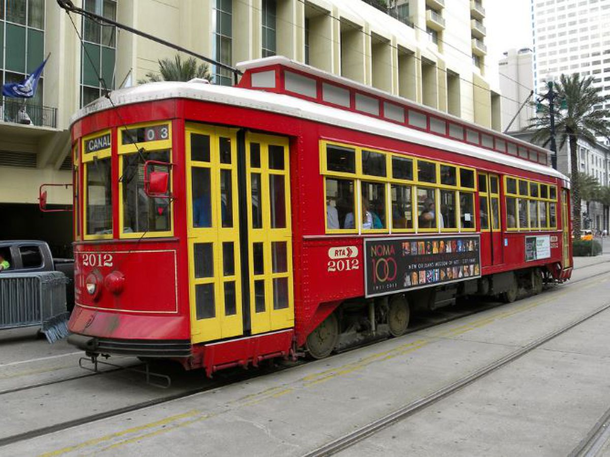 RTA: Part of Canal St. streetcar line temporarily closed