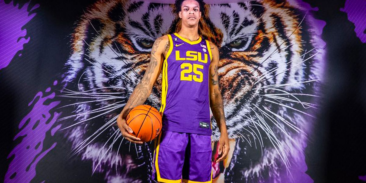 Shaq's son, Shareef O'Neal, spurs speculation with LSU visit and social media post