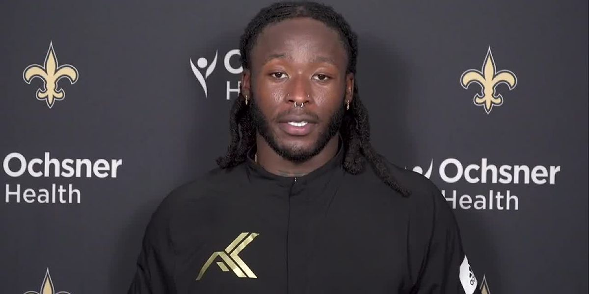 Kamara talks about a new contract,and fighting through injuries in 2019
