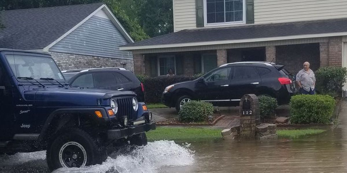 St. Charles Parish residents seek answers after flooding persists